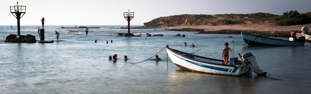 כפר דייגים - ג'אסר א-זרקא